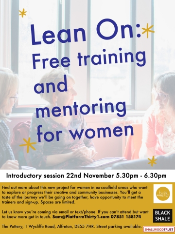 Lean On: Free Training Opportunity