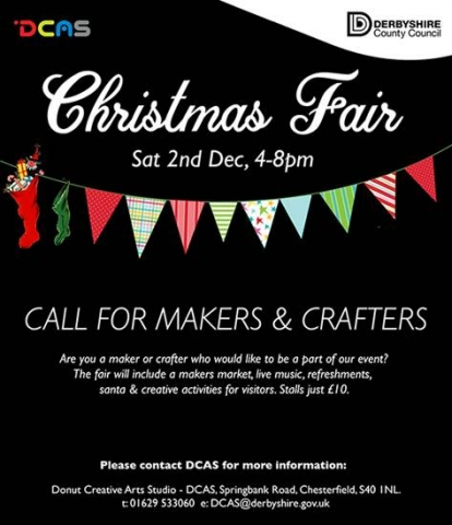 DCAS Craft Market Call Out
