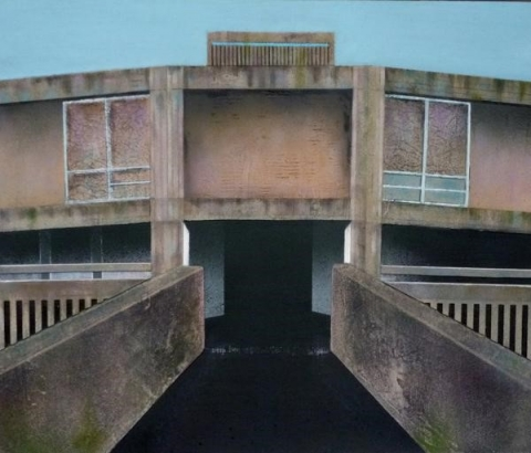 Concrete Intention: The paintings of Mandy Payne
