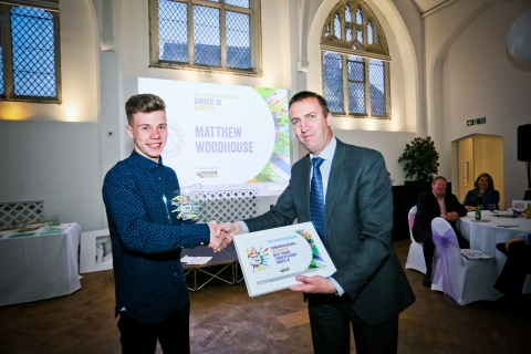 Local Student Wins Jewson Award