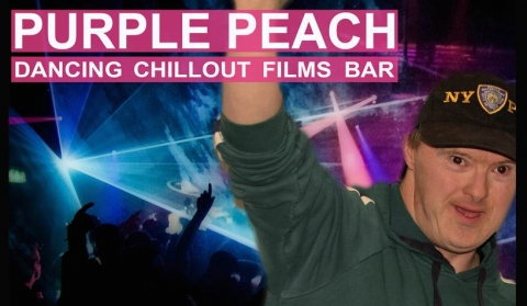 Purple Peach Club Night at the Level Centre in Rowsley