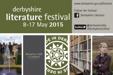 Renishaw Hall & Gardens – home to generations of writers – supports Derbyshire Literature Festival with a literary weekend; May 16 & 17