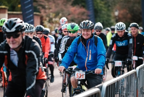 Sportives Support Local Charities