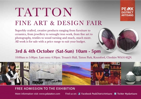 Tatton Fine Art and Design Fair