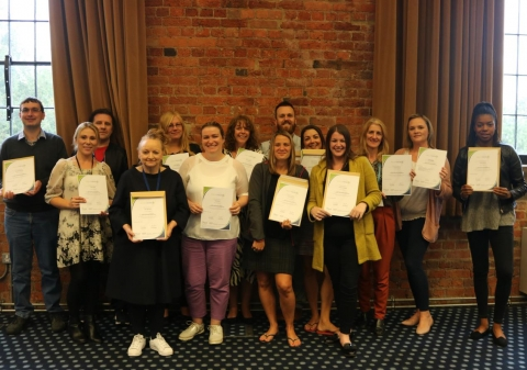 Presentation Recognises Support Skills