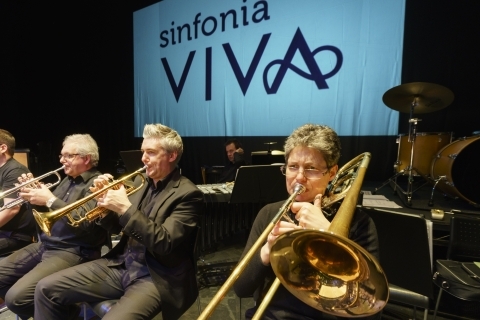 Sinfonia Viva Tunes Up for Anniversary Tour