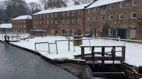 Cromford Mills during Lockdown - Keeping you up to date with behind the scenes