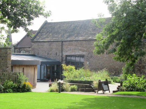 Dronfield Hall Barn - Closed To The Public from Thursday 5th November