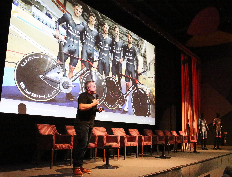 HUUB Backs World-Beating Cycle Team