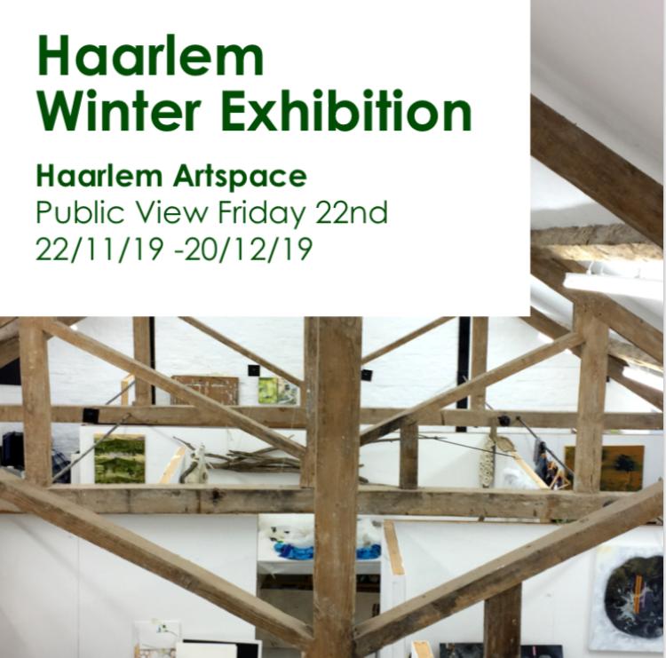Haarlem Artspace Winter Exhibition