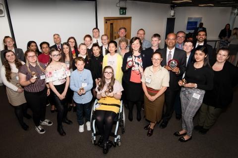 E4E Inaugural Event Celebrates Inspirational Partnerships
