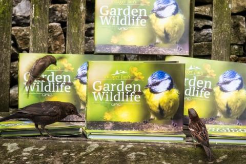 Villager Jim's Garden Wildlife New Book Launch