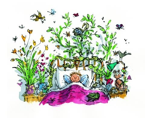 Quentin Blake and John Yeoman: 50 Years of Children's Books