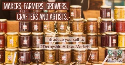 Introducing Derbyshire Artisan Markets