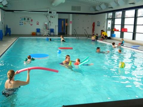 City Pools Re-open to Public