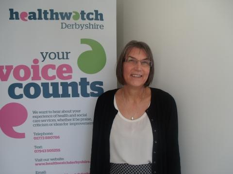Healthwatch Derbyshire Volunteers Appeal