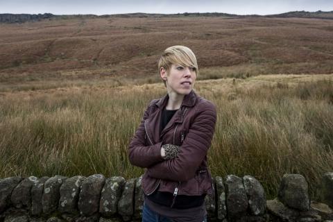 Helen Mort, Derbyshire Poet Laureate 2013-15