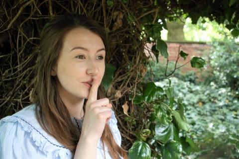 Buxton Pavilion Arts Centre: The Secret Garden by Chapterhouse Theatre Company