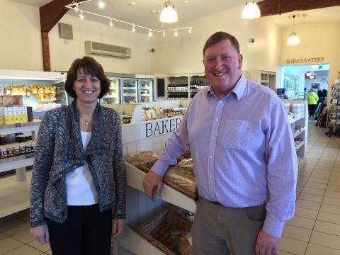 Croots Farm Shop in Derbyshire in the spotlight for Farm Shop & Deli Awards