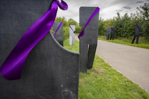 Latest Markham Mining Memorial Unveiling