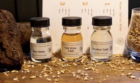 News from White Peak Distillery