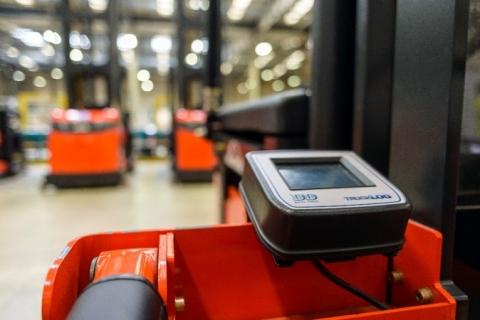 TruckLOG is designed to improve management of forklift fleets