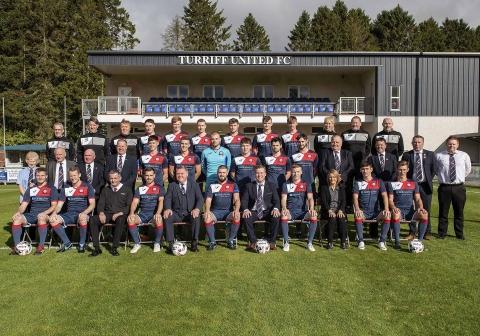 Midland Lead Sponsor Turriff United FC