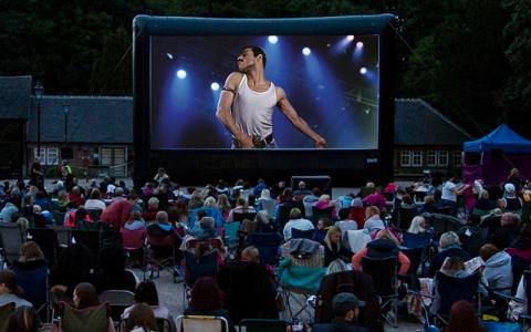 Summer Outdoor Theatre & Cinema Season returns for 2021
