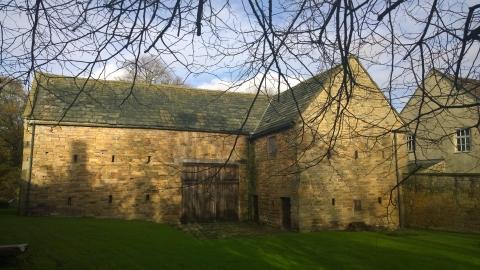 Hall Barn, Dronfield