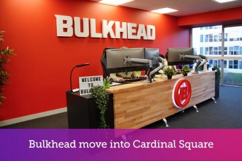 Bulkhead move into Cardinal Square