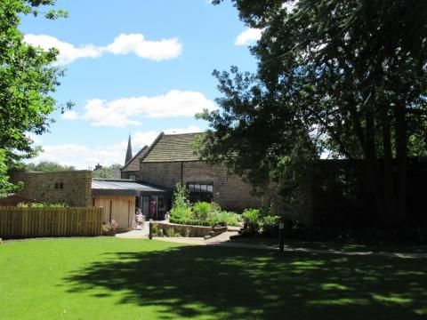 Dronfield Hall Barn Video Blogs - Episode 1