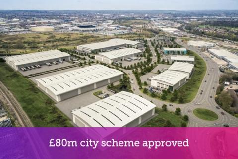 £80m city scheme approved