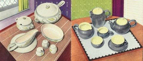 Denby Pottery, a potted history