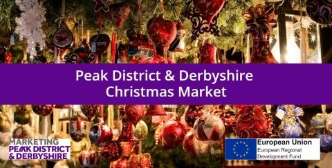 Derbyshire businesses invited to exhibit at virtual Peak District & Derbyshire Christmas Market