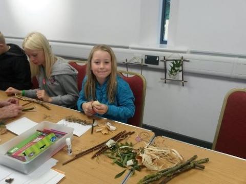 Summer Craft Activities at Dronfield Barn