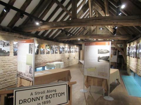 'A Stroll Along Dronny Bottom in 1895' - Open Now!