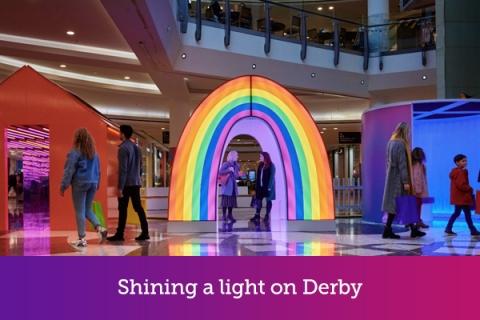 Shining a light on Derby