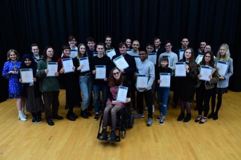 Joseph Wright Centre Celebrates Student Achievements