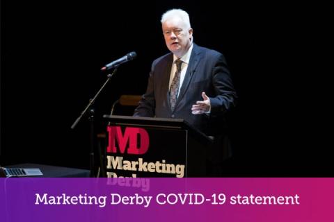 Marketing Derby COVID-19 statement