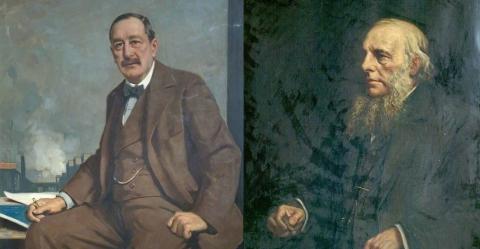 Charles Markham (1823-1888) and Charles Paxton Markham (1865-1926)