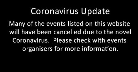 Derbyshire Events Coronavirus Update