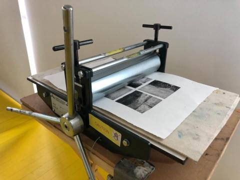 Printmaking for Beginners in Derby