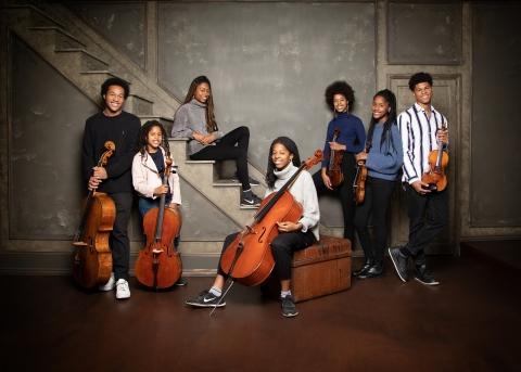 Kanneh-Mason Family Confirm Patronage of Sinfonia Viva