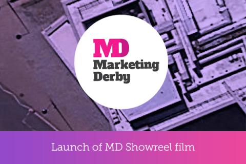 Marketing Derby's latest film