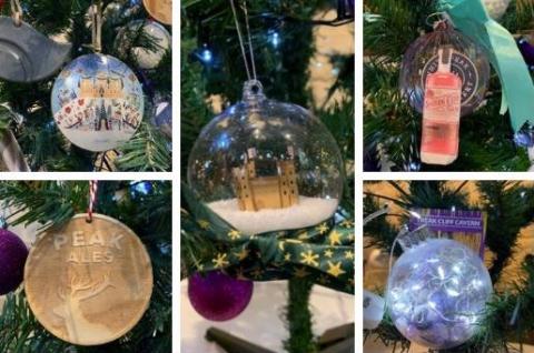 Visit our Peak District & Derbyshire Christmas Tree!